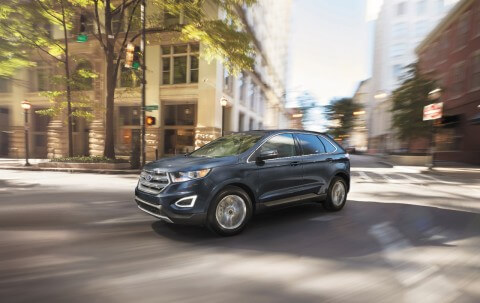 See How A  Ford Edge Sizes Up To Its Competition In Brakes And Stopping Near Chatsworth Ga